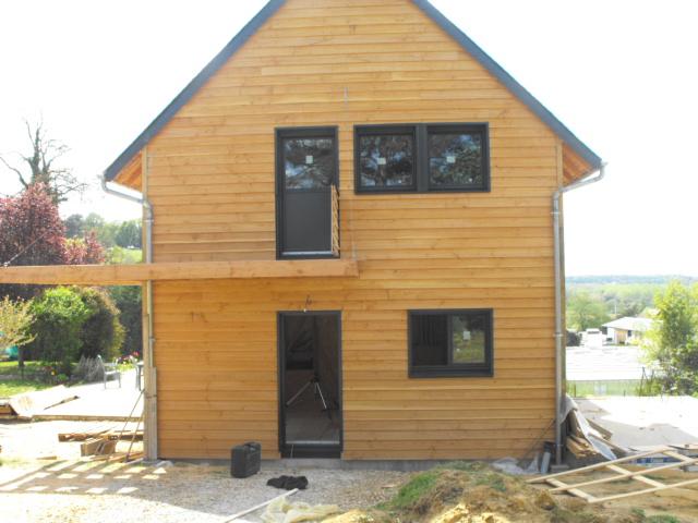 Les Eco Logis Bois Sarthe Lombron Construction