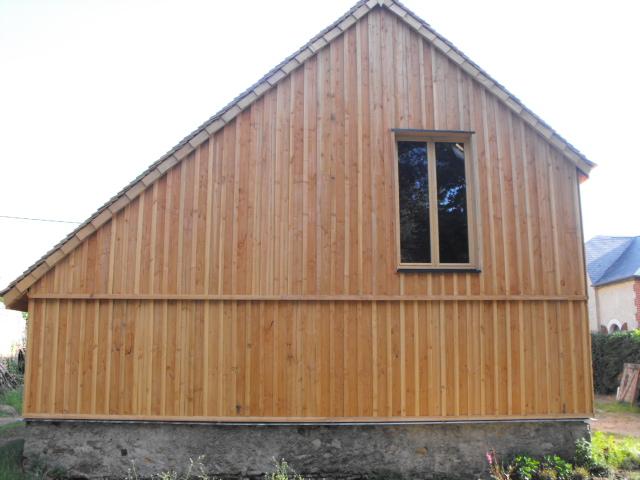 les eco logis bois sarthe lombron construction r novation isolation cologique bois et. Black Bedroom Furniture Sets. Home Design Ideas