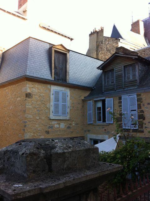 Les eco logis bois sarthe lombron construction for Extension maison osb
