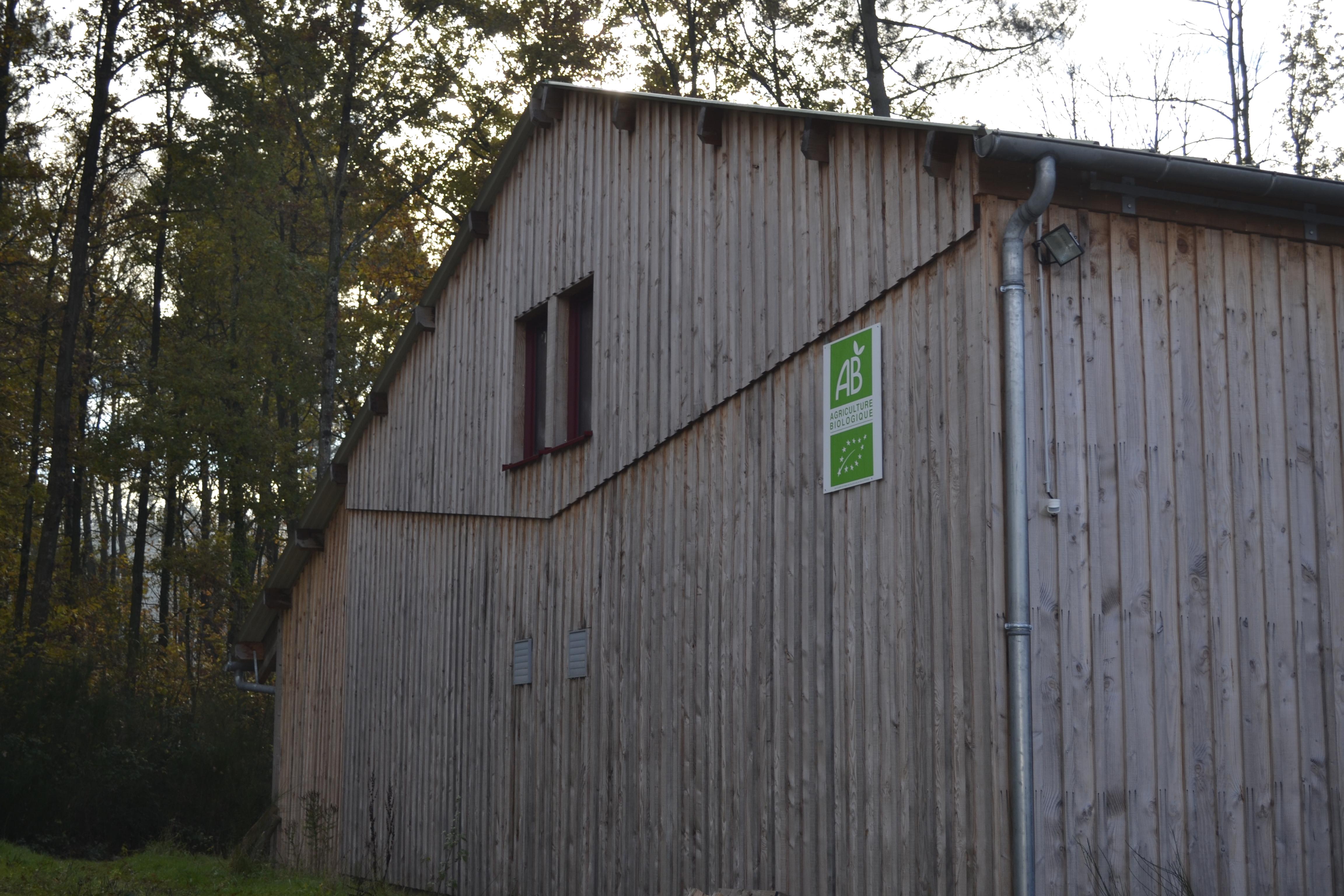 Constructeur Batiment Agricole Bois - Les Eco Logis Bois Sarthe Lombron Construction Rénovation Isolationécologique bois et